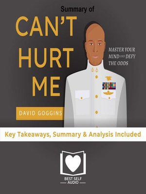 cover image of Summary of Can't Hurt Me by David Goggins