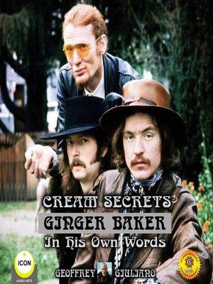 cover image of Cream Secrets