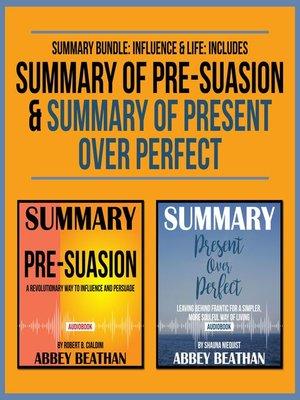 cover image of Summary Bundle: Influence & Life