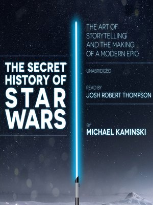 cover image of The Secret History of Star Wars