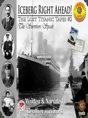 cover image of The Lost Titanic Tapes, Part 2