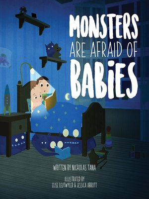 cover image of Monsters Are Afraid of Babies