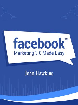 cover image of Facebook Marketing 3.0 Made Easy