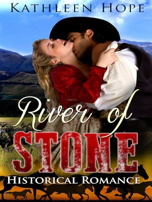 cover image of River of Stone