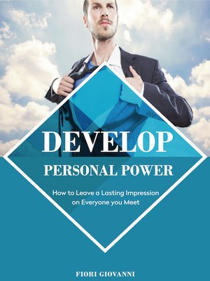 cover image of Develop Personal Power