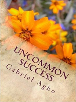 cover image of Uncommon Success