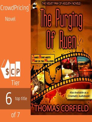 cover image of The Purging of Ruen