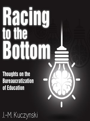 cover image of Racing to the Bottom
