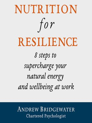 cover image of Nutrition for Resilience