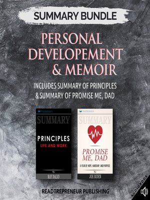 cover image of Summary Bundle: Personal Developement & Memoir