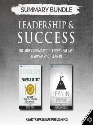 cover image of Summary Bundle: Leadership & Success