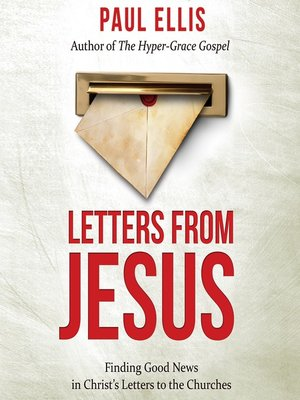cover image of Letters from Jesus