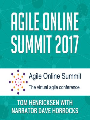cover image of Agile Online Summit 2017