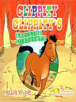 cover image of Clippity Clippity's Exciting Discovery
