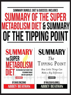 cover image of Summary Bundle: Diet & Success