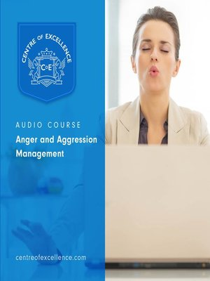 cover image of Anger and Aggression Management