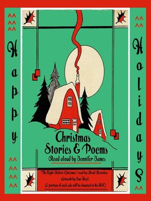 cover image of Christmas Stories & Poems