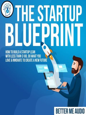 cover image of The Startup Blueprint