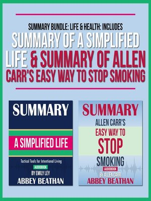 cover image of Summary Bundle: Life & Health
