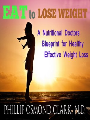 cover image of Eat to Lose Weight