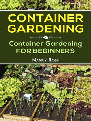 cover image of Container Gardening