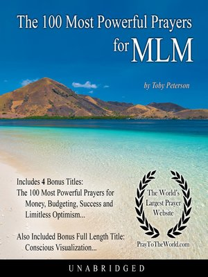 cover image of The 100 Most Powerful Prayers for Multi-Level Marketing