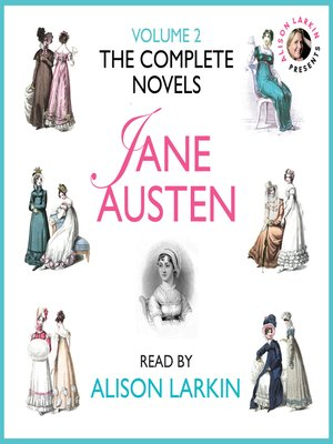 cover image of The Complete Novels of Jane Austen, Volume 2