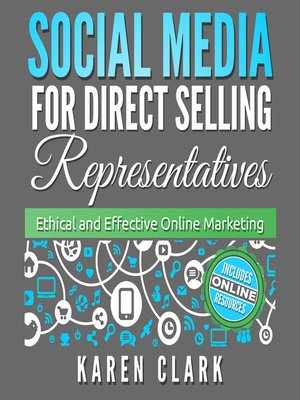 cover image of Social Media for Direct Selling Representatives