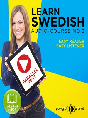 cover image of Learn Swedish Easy Reader - Easy Listener - Parallel Text - Swedish Audio Course No. 2