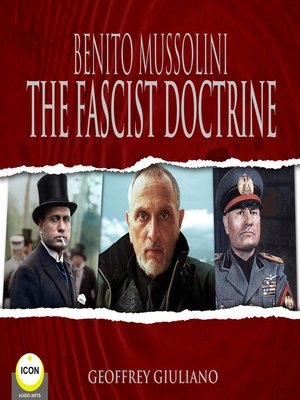 cover image of The Fascist Doctrine