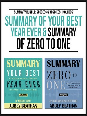 cover image of Summary Bundle: Success & Business