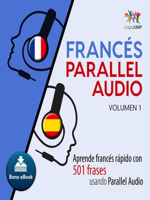 cover image of Aprende francs rpido con 501 frases usando Parallel Audio - Volumen 1