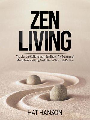 cover image of Zen Living