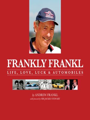 cover image of Frankly Frankl