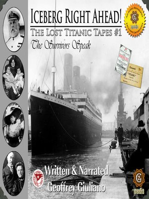 cover image of The Lost Titanic Tapes, Part 1