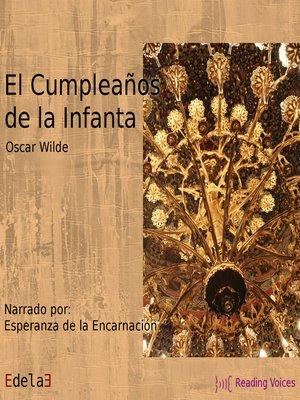 cover image of El cumpleaños de la Infanta