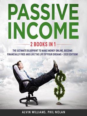 cover image of Passive Income 2 Books in 1