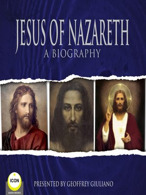 cover image of Jesus of Nazareth