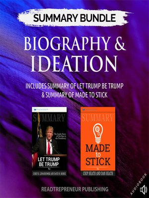 cover image of Summary Bundle: Biography & Ideation