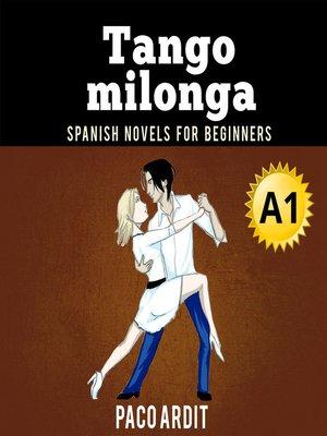 cover image of Tango milonga