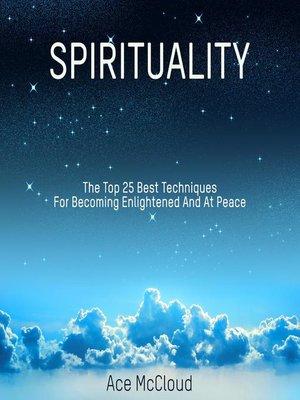 cover image of Spirituality