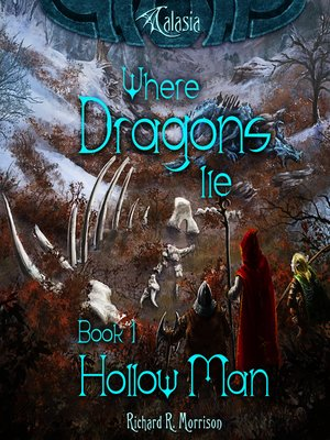 cover image of Where Dragons Lie