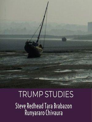 cover image of Trump Studies