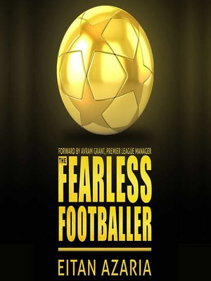 cover image of The Fearless Footballer
