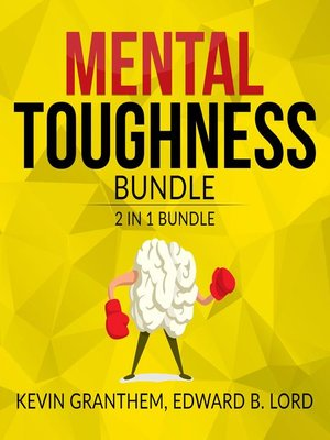 cover image of Mental Toughness Bundle, 2 in 1