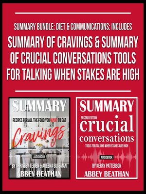 cover image of Summary Bundle: Diet & Communications