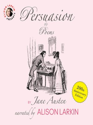 cover image of Persuasion and Poems
