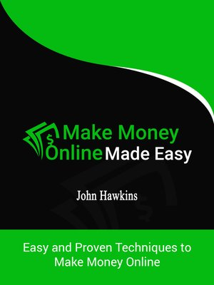cover image of Make Money Online Made Easy