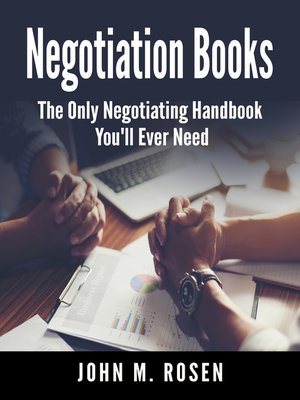 cover image of Negotiation Books