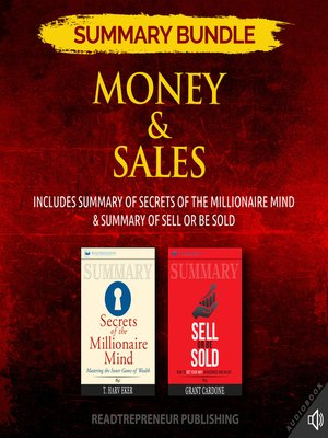 cover image of Summary Bundle: Money & Sales